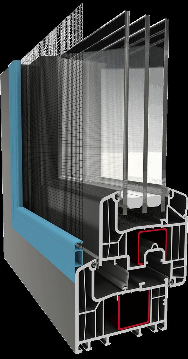 finestra sezione